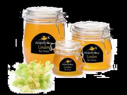 Linden honey - BG Quality Honey - Lovech