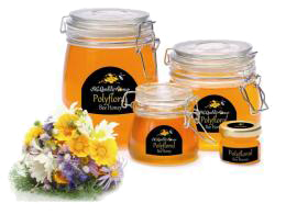 Polyfloral honey - BG Quality Honey - Lovech